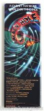 The Black Hole FRIDGE MAGNET (1.5 x 4.5 inches) insert movie poster