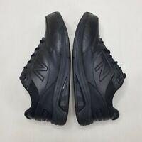 NEW BALANCE 928v3 Men's Size 11 4E EEEE Black Leather Walking Shoes MW928BK3