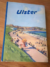 ULSTER TOURIST GUIDE - VINTAGE BOOK & MAPS