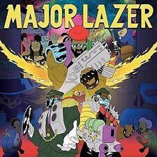 Major Lazer The Universe 2 X Vinyl LP CD 2013 Gatefold &