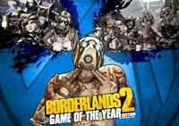 Borderlands 2 GOTY   Steam Key   PC   Digital   Worldwide  