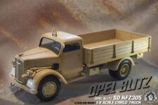 Opel Blitz 1/6  Neu Go Truck Metall