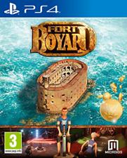 PS4-Fort Boyard Juego Nuevo