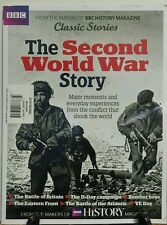 BBC The Second World War Story D Day Campaign Battle of Britain FREE SHIPPING sb