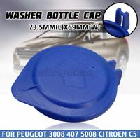 Bouchon Bocal Lave Glace Bleu pour Peugeot 3008 407 5008/Citroen C5 C6 643237