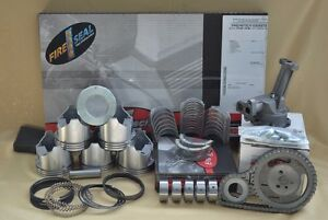 FITS: 1986-1989 Hyundai Excel 1.5L L4 12V G4AJ - PREMIUM ENGINE REBUILD KIT