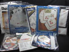 Kitchen/Household Items To Cross Stitch, Embroider, & Sew -You Pick Read Listing