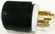NEMA L14-30 L14-30P Twist Plug 30A 125/250V 6oz Weight Assy NOT Economic 4oz One