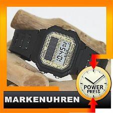 Casio Herren Uhr AL-190W-9AVEF Solar , Digital , Stoppuhr