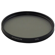 Filtro Polarizzatore Circolare CPL 77 mm C-PL 77mm + Custodia x Canon Nikon Sony