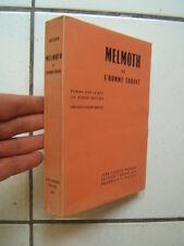 MATURIN / MELMOTH OU L HOMME ERRANT / PAUVERT 1954
