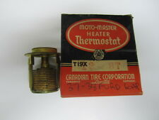 37-38 Ford 74 78 81 82 60HP Engine Thermostat NORS Moto-Master T19X