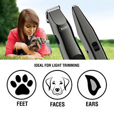 Wahl Pet Clippers Professional Heavy Duty Trimmer Thick Set Dog Grooming Kit