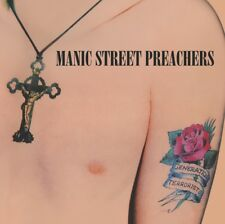 Generation Terrorists by Manic Street Preachers (Vinyl, Drastic Plastic) 180 gm