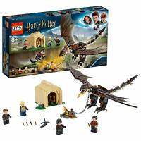 LEGO 75946 Harry Potter Hungarian Horntail Triwizard Challenge Dragon Toy Set