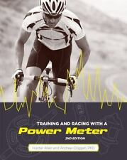 Training and Racing with a Power Meter, 2nd Ed. (Hardback or Cased Book)