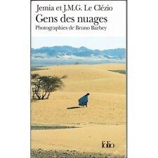 GENS des NUAGES Jémia et J.M.G. LE CLÉZIO Seguia el-Hamra à Samra au Sud Maroc