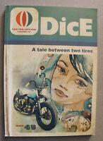 Dice Magazine #45 Cover B - Chopper Bobber Kustom Kulture USA Hot Rod