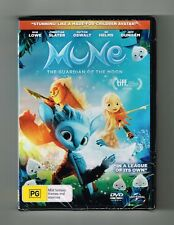 Mune -The Guardian Of The Moon Dvd Brand New & Sealed