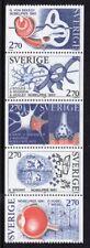Sweden 1984 nobel prize MNH from booklet