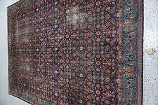 "8'11""x11'5"" Handmade Persian Mahal Wool Rug"