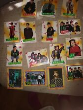Vtg 1980s Nkotb New Kids On The Block Complete Set Trading Cards & Stickers