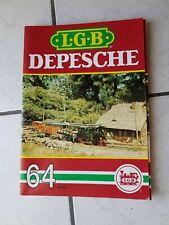 LGB Depesche Heft Nr. 64