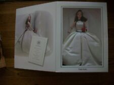 Vera Wang Bride Barbie 1st in Series