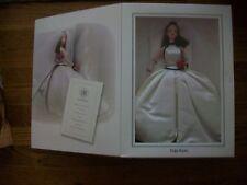 Vera Wang Bride Barbie 1st in Series