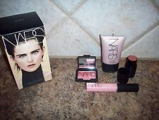 NARS Makeup Your Mind 4 Pc Set ORGASM SOUTH BEACH TURKISH DELIGHT COPACABANA