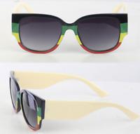 Round Fashion Sunglasses Shades Visor