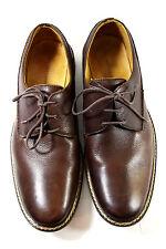 John Varvatos Mens Dress Oxfords Brown Shoes 11.5 M