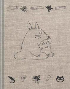 My Neighbor Totoro Sketchbook by Studio Ghibli
