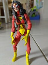 Marvel Legends Spider-Woman Toybiz