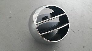 1968-1977; C3; Air Condition Dash Vent Grille Deflector Ball; NEW Corvette