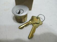 DORN keyed lock cylinder NEW Condition-FREE SHIPPING