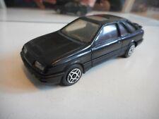 Solido Ford Sierra XR4i in Black on 1:43