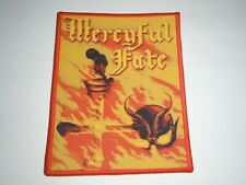 MERCYFUL FATE DON'T BREAK THE OATH WOVEN PATCH