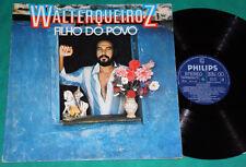 Walter Queiroz - Filho Do Povo BRAZIL LP 1977 Samba Latin Jazz