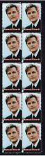 Hawaii Five-O Strip Of 10 Mint Tv Vignette Stamps, Jack Lord 3