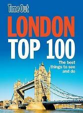 Time Out London Top 100, Good Condition Book, Time Out, ISBN 9781905042937