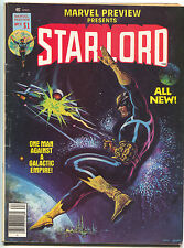 Marvel Preview 11 1977 FN VF 2nd Star-Lord Guardians Of The Galaxy Ken Barr
