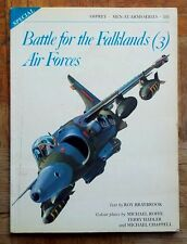 Osprey Men-At-Arms 135 Battle for the Falklands (3) Air Forces Roy Braybrook