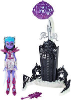 Monster High Astranova & Schwebestation BUH YORK Boo York OVP CHW58