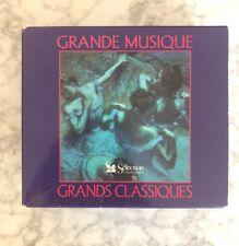 Grande Musique ~Grand Classiques Complete Set Of 5Selection du Reader's Digest