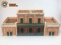 Estación Ibérica Basada en Aguilar de la Frontera (Córdoba) h0/ho 1:87