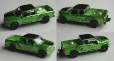 MAJORETTE Limited Edition-FORD f-150 pickup VERDE CROMO