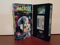 Macross II - Episodes Three & Four English Dubbed - NTSC VHS Video Tape (H147)