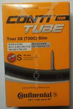 """Continental 28"""" DV 40 (700C) Tour Slim Schlauch Conti Fahrrad scott tune"""
