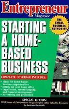Entrepreneur Magazine: Starting a Home-Based Business (Entrepreneur Magazine
